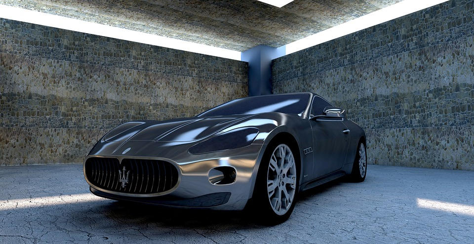 Maserati, Maserati Gt, Sports Car, Auto, Automobile